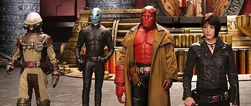 HELLBOY II still