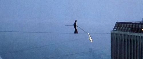 MAN ON WIRE still