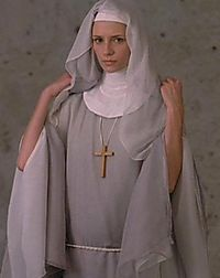Mischa Barton Nun