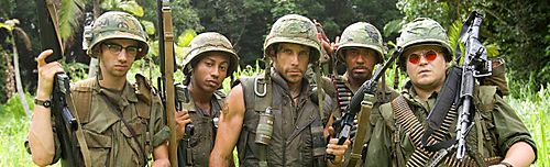 TROPIC THUNDER still
