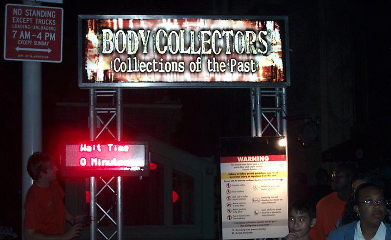 Body Collectors