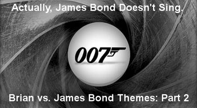 James Bond Logo Part 2