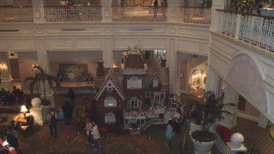 GINGER lobby