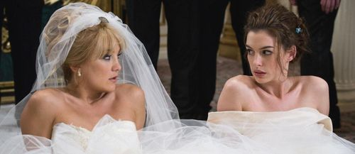 BRIDE WARS still