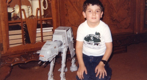Growing Up Star Wars