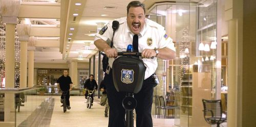 PAUL BLART MALL COP still