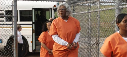 MADEA GOES TO JAIL still