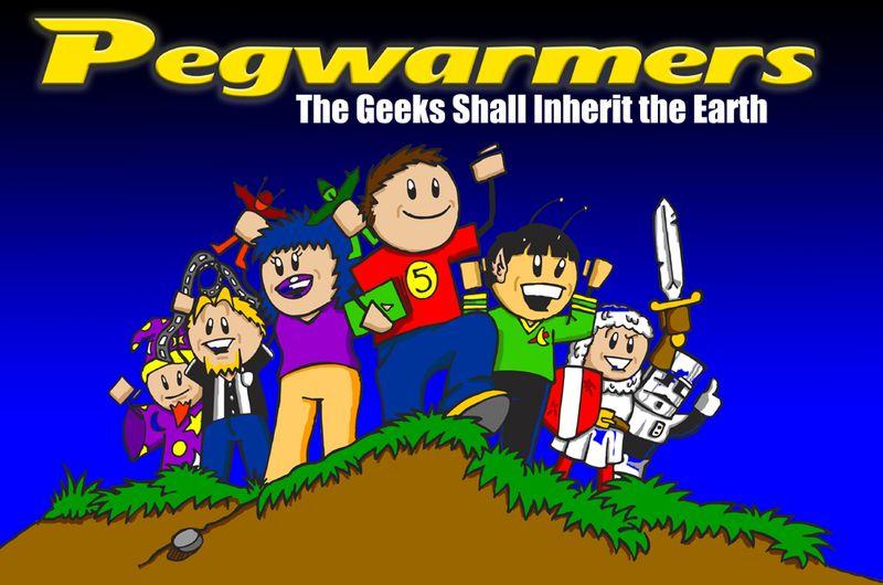 PEGWARMERS logo