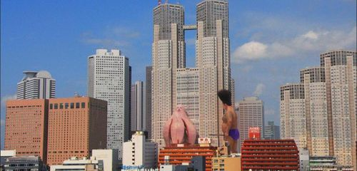 BIG MAN JAPAN still