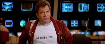 STAR TREK Shatner