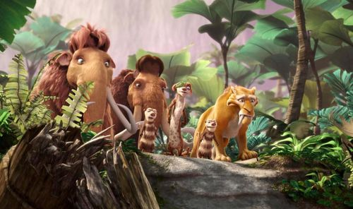 Brianorndorf Com Film Review Ice Age Dawn Of The Dinosaurs