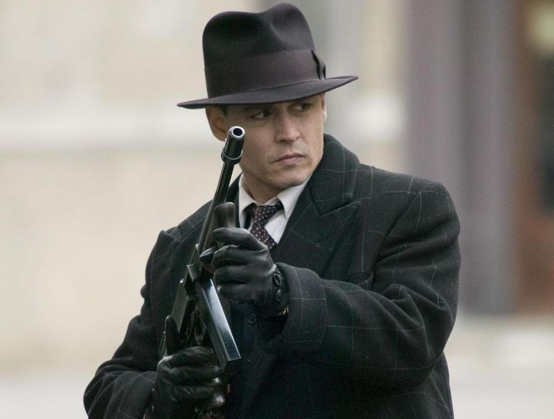 PUBLIC ENEMIES still