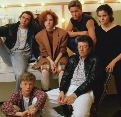 JOHN HUGHES Breakfast Club Cast