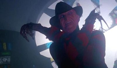 NIGHTMARE ON ELM STREET 5 Freddy