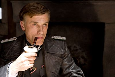 INGLORIOUS BASTERDS Christopher Waltz
