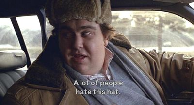 UNCLE BUCK Candy Hat