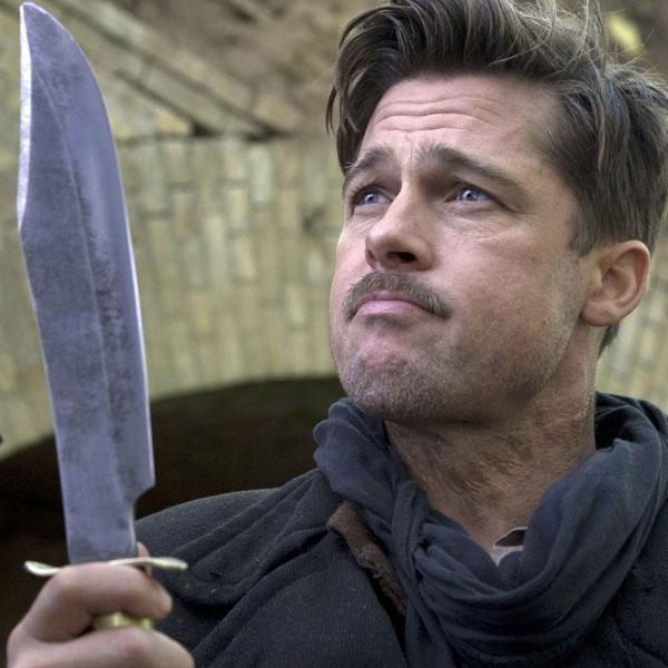 INGLORIOUS BASTERDS Brad Pitt 2