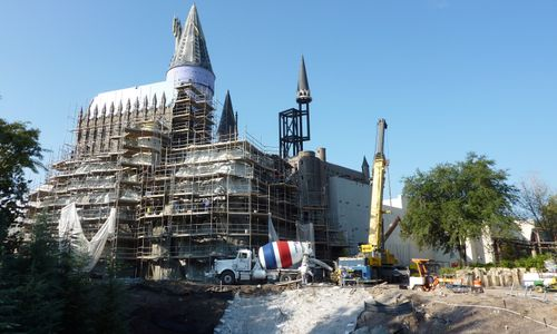 Wizarding World of Harry Potter October 6