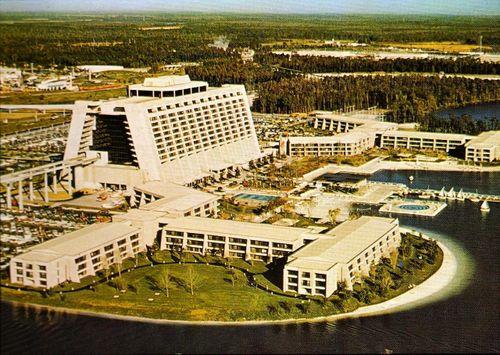 Contemporary Resort Hotel