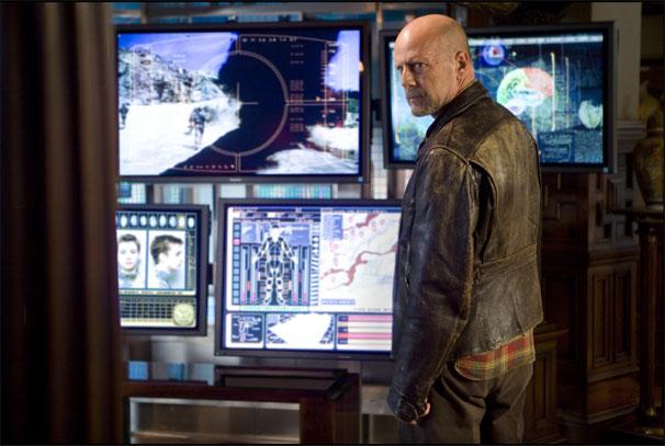SURROGATES Bruce Willis