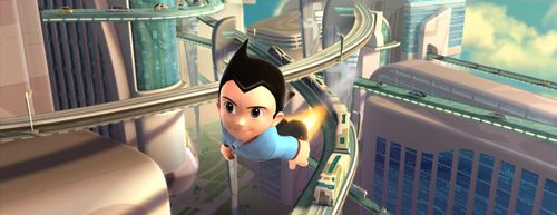 ASTRO BOY flight