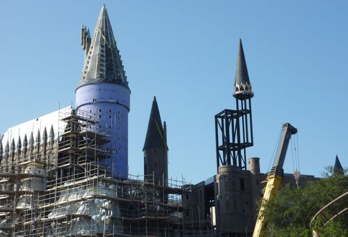 Wizarding World of Harry Potter October 4
