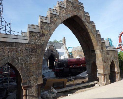 Wizarding World of Harry Potter November 3