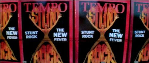 STUNT ROCK - Mag cover