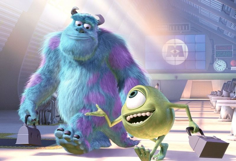 Mike and Sulley 2
