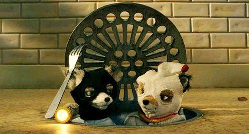 FANTASTIC MR. FOX Ash and Kris