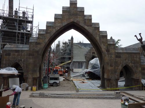 Wizarding World of Harry Potter Photo 1