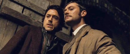 SHERLOCK HOLMES Law and Downey