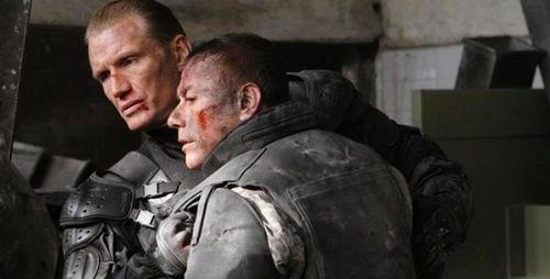 UNIVERSAL SOLDIER 3 Van Damme Lundgren