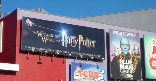 Wizarding World of Harry Potter 3