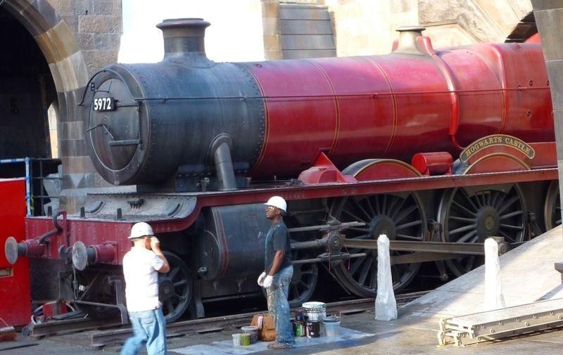 Wizarding World of Harry Potter 8