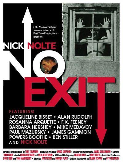NICK NOLTE NO EXIT