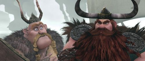 HOW TO TRAIN YOUR DRAGON still 2