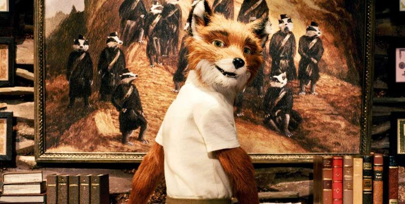 FANTASTIC MR. FOX Mr. Fox