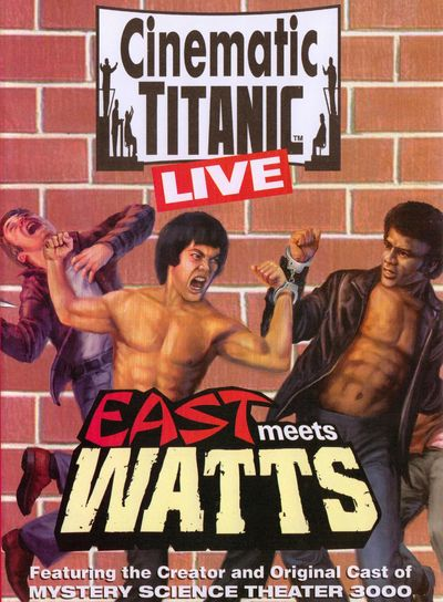 CT EAST MEETS WATTS cover