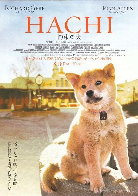 BRIANORNDORF.COM: Film Review - Hachi: A Dog's Tale