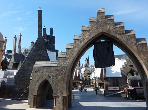 Wizarding World of Harry Potter 1