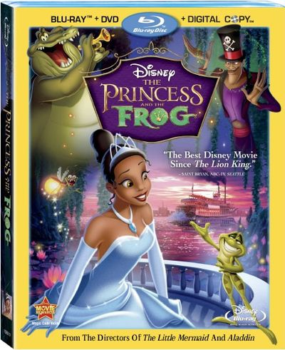 Brianorndorf Com Blu Ray Review The Princess And The Frog