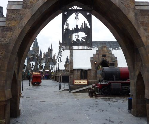 Wizarding World of Harry Potter 4