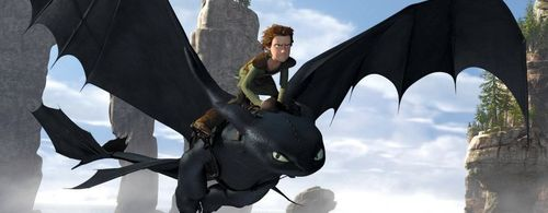 HOW TO TRAIN YOUR DRAGON still 1