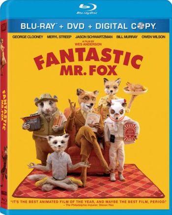 FOX Blu-ray