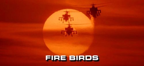 FIRE BIRDS Title