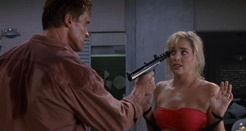 TOTAL RECALL Sharon Stone