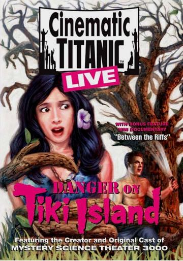Cinematic Titanic DVD Cover
