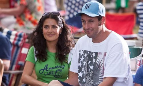GROWN UPS Salma Hayek