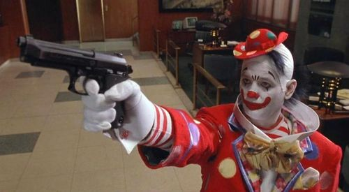 QUICK CHANGE - Clown Gun